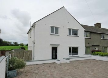 Thumbnail 3 bed end terrace house for sale in North View, Aspatria, Wigton