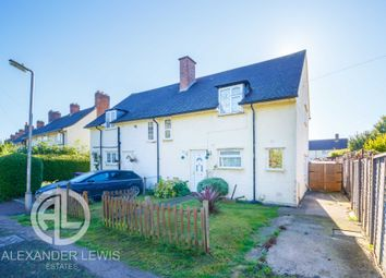 Thumbnail 3 bed semi-detached house for sale in Burnell Rise, Letchworth Garden City
