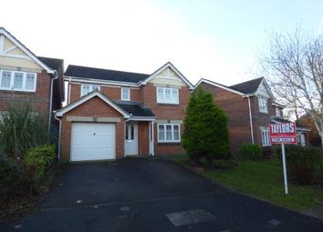 Thumbnail 4 bed detached house for sale in Henman Close, Swindon, Wiltshire