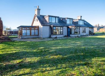 Thumbnail 4 bed detached house for sale in Cill Catriona, Crichneyled Road, Inverurie