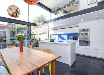 Thumbnail 3 bed terraced house to rent in Perth Road, London