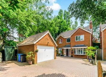 Thumbnail 4 bed detached house for sale in The Hawthorns Coppice Close, Cheslyn Hay, South Staffs
