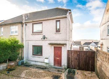 Thumbnail 2 bed semi-detached house for sale in Lluest, Ystradgynlais, Swansea