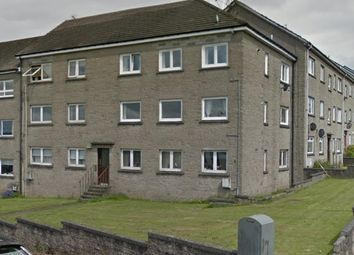 Thumbnail 2 bed flat to rent in Ellerslie Street, Johnstone, Renfrewshire