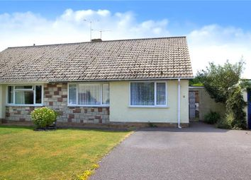 Thumbnail 2 bed semi-detached bungalow for sale in Ambersham Crescent, East Preston, Littlehampton