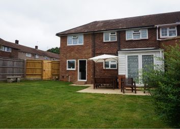 Thumbnail 4 bed end terrace house for sale in Bell Close, Slough