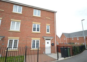 Thumbnail 4 bed town house to rent in New Forest Way, New Forest Village, Leeds