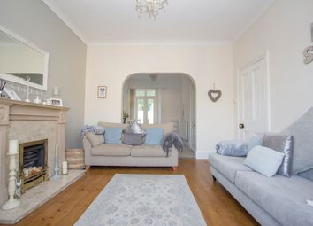 Thumbnail 3 bed terraced house for sale in Blandford Road, Lower Compton, Plymouth