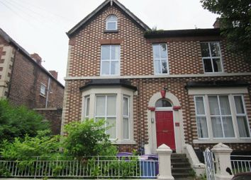 Thumbnail 1 bed flat to rent in Rufford Road, Fairfield, Liverpool