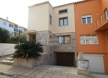Thumbnail 4 bed town house for sale in Mahon Centro, Mahon, Balearic Islands, Spain