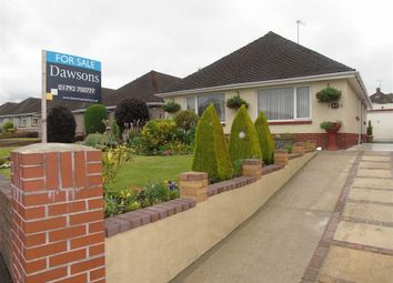 Thumbnail 3 bed detached bungalow for sale in Frederick Place, Llansamlet, Swansea