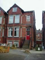 Thumbnail 1 bedroom flat to rent in Cardigan Road Flat 9, Leeds