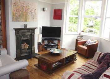 Thumbnail 3 bed semi-detached house for sale in Bagshot Road, Englefield Green, Egham