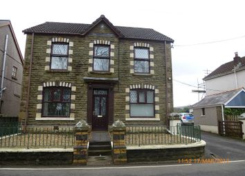 Thumbnail 4 bed detached house for sale in Pentwyn Road, Ammanford, Carmarthenshire.