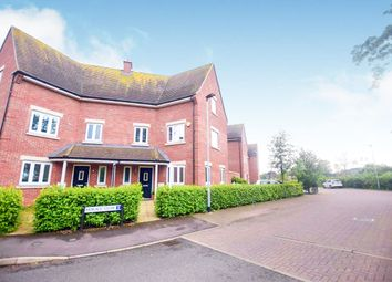Thumbnail 4 bedroom semi-detached house for sale in Horace Close, Shortstown, Bedford