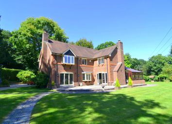 Thumbnail 6 bed detached house to rent in Embley Lane, East Wellow, Romsey