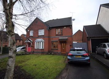 Thumbnail 2 bed semi-detached house for sale in Wykeham Close, Ince, Wigan