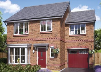 Thumbnail 4 bed detached house for sale in Doulton Road, Cradley Heath