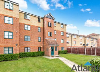 Thumbnail 2 bed flat for sale in Eden Close, Enfield