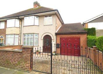 Thumbnail 4 bed semi-detached house for sale in Bennett Street, Long Eaton, Nottingham, Nottinghamshire