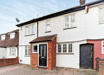 Thumbnail 3 bed terraced house for sale in Miller Road, Croydon, Surrey, .