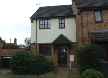 Thumbnail 2 bed town house to rent in Bawnmore Road, Bilton, Rugby