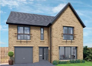 "Thumbnail 4 bed detached house for sale in ""Juniper At Cragside Gardens"" at Lordenshaw Drive, Rothbury, Morpeth"