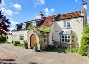 Thumbnail 4 bed detached house for sale in Main Street, Ellerker, East Yorkshire