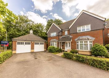 Thumbnail 4 bed detached house for sale in Nigel Fisher Way, Chessington
