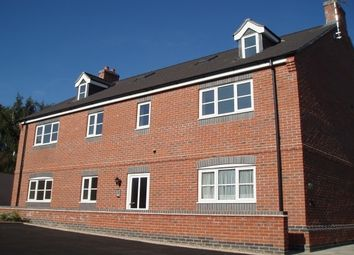 Thumbnail 2 bed flat to rent in Melton Road, Barrow Upon Soar