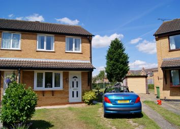 Thumbnail 2 bed semi-detached house to rent in Brough Close, Doddington Park, Lincoln