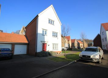 Thumbnail 4 bed property to rent in Spindle Street, Colchester
