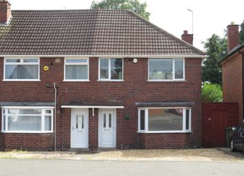 Thumbnail 3 bed end terrace house for sale in Collingwood Drive, Great Barr, Birmingham