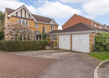 Thumbnail 4 bed detached house for sale in Priory Way, Langstone, Newport