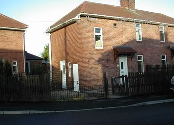 Thumbnail 3 bed semi-detached house to rent in Chirdon Crescent, Hexham