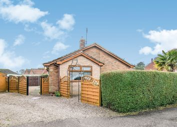 Thumbnail 2 bed detached bungalow for sale in Kerdiston Road, Reepham, Norwich