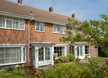 Thumbnail 3 bed terraced house for sale in Lodge Gardens, Alverstoke, Gosport