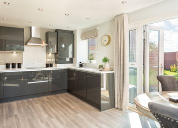 """Thumbnail 3 bed semi-detached house for sale in """"Morpeth"""" at Tiverton Road, Cullompton"""