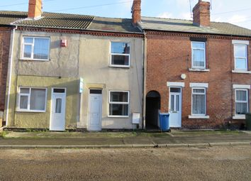 Thumbnail 2 bed property to rent in St. Cuthbert Street, Worksop