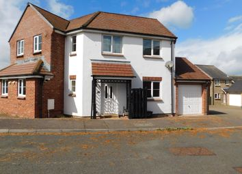 Thumbnail 3 bed semi-detached house for sale in Swain Close, Axminster