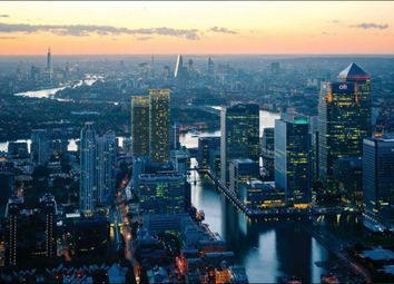 Thumbnail 2 bedroom flat for sale in The Wardian, Canary Wharf, London