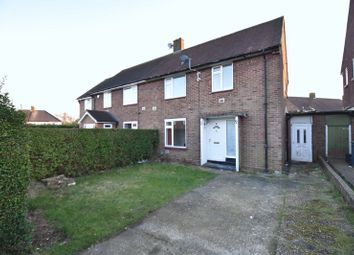 Thumbnail 3 bedroom semi-detached house to rent in Bretts Mead, Luton