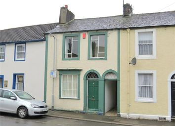 Thumbnail 2 bed terraced house for sale in Kirkgate, Cockermouth, Cumbria