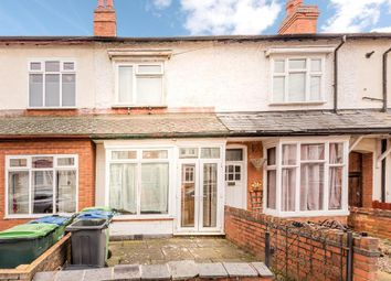 Thumbnail 2 bed terraced house for sale in Park Road, Bearwood, Birmingham