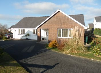 Thumbnail Detached bungalow for sale in Bryn Hyfryd, Pennant, Llanon