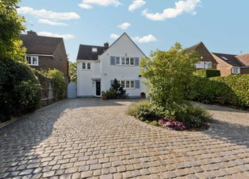 Thumbnail 5 bed detached house for sale in Station Road, Thames Ditton