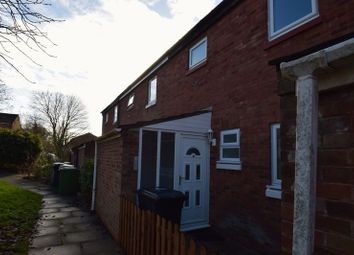 Thumbnail 3 bed terraced house to rent in Northleach Close, Redditch