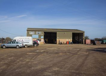 Thumbnail Retail premises for sale in Fengate Drove, Suffolk