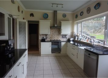Thumbnail 4 bed detached house for sale in Uplands Road, Pontardawe