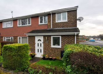 Thumbnail 4 bedroom semi-detached house for sale in Angus Drive, Bletchley, Milton Keynes